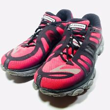 Brooks PureFlow Womens Running Walking Training Shoes Athletic Sneakers US 10 M
