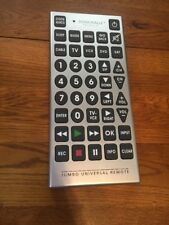 Innovage Universal Jumbo Remote Tested D12