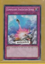 COMPULSORY EVACUATION DEVICE - (SDBE-EN038) - Common - 1st Edition - Yu-Gi-Oh