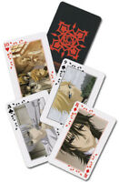 VAMPIRE KNIGHT - PLAYING CARD DECK - 52 CARDS - BRAND NEW - 2029