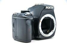 Pentax K K-X 12.4MP Digital SLR Camera Black Body - 3468276