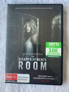 The Disappointments Room DVD Feat Kate Beckinsale Mel Raido VERY GOOD CONDITION