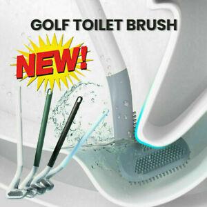 Silikon Toilettenbürste WC Bürste Klobürste Toiletten Golf gestalten