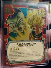 Bandai Dragonball CCG Awakened By The Anger TE-043 1st ed