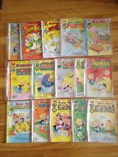 Richie Rich Comic Collection 1970's