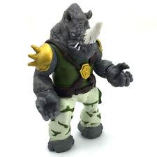 Tmnt 4'' Rocksteady RHINO Teenage Mutant Ninja Turtles FIGURE TOY Cute gift