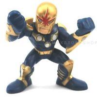 Free Ship MARVEL SUPER HERO SQUAD NOVA Legends Universe Action Figure Comics F45