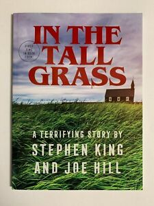 STEPHEN KING and Joe Hill IN THE TALL GRASS Softcover Indie Bookstore Exclusive!