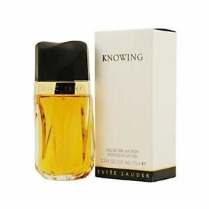 ESTEE LAUDER KNOWING eau de parfum EDP 75 ml parfum femme parfum féminin