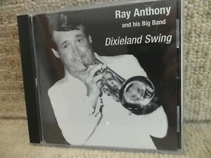 RAY ANTHONY & HIS BIG BAND CD - DIXIELAND SWING - MONTCD 020