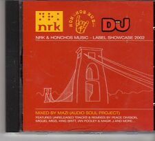 (FP719) NRK & Honchos Music - 2002 DJ Magazine CD
