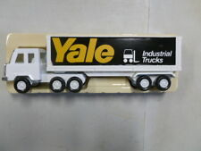 Yale Industrial Trucks Diecast Tractor Trailer