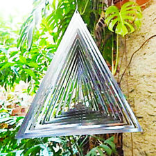 Spinning ceiling and garden decoration - Stainless Steel - Light illusion