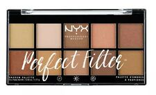 NYX Perfect Filter Eyeshadow Palette-PFPS01 Golden Hour~Authentic~