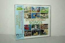 STUDIO GHIBLI SONGS CD AUDIO NUOVO SIGILLATO VERSIONE GIAPPONESE VBC 50792