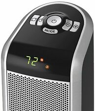 NEW! Lasko 5397 Ceramic Pedestal Heater With Remote Control HOME ROOM 8 HOURS