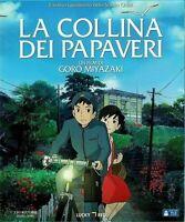 LA COLLINA DEI PAPAVERI (2011)un film di Goro Miyazaki DVD EX NOLEGGIO LUCKY RED