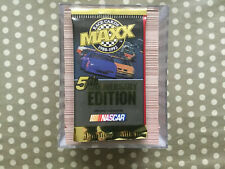Maxx Nascar 5th Anniversary Set Of 300 Collector Cards 1992