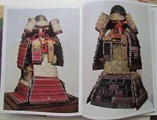 JAPANESE SWORDS & ARMOR REFERENCE BOOK GENSHOKU NIHON NO BIJUTSU by Sato & Ozaki