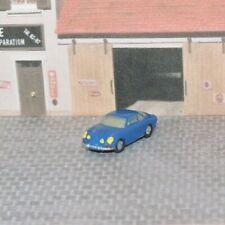 Renault Alpine 1300 berlinette  - Résine 1/160ème