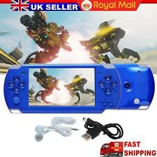 "Portable PSP Handheld Game Console 8GB 4.3""32bit 10000+Games Built-In +Camera UK"