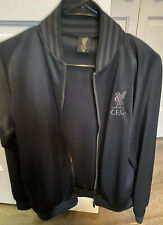 LIVERPOOL FC SPECIAL EDITION BLACKOUT SHANKLY JACKET SIZE MEN'S MEDIUM NWOT