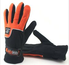 Winter Sports Gloves Windproof -30℃ Ski Motorcycle Riding Gloves User Warm