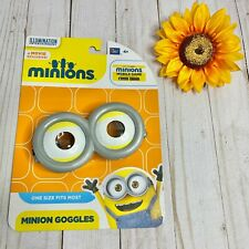 Despicable Me Minion Goggles from Thinkway Toys Adjustable Strap Costume