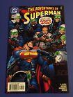Adventures of Superman (DC, Apr. 1999) #566 Kesel, Ordway, Grummett, Rodier