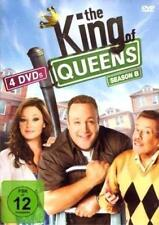 THE KING OF QUEENS, Season 8 (4 DVDs) NEU+OVP