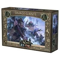 A Song of Ice and Fire Savage Giants, Dark Sword Miniatures New Sealed