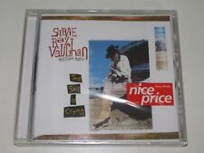 Stevie Ray Vaughan and Double Trouble/THE SKY IS lnglese (Epic 468640 2) CD NUOVO