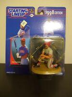 Juan Gonzalez - Starting Lineup Texas Rangers MLB Kenner Figurine 1998 Edition
