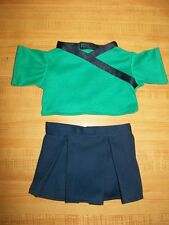 """SCHOOL OUTFIT KNIT TOP+ PLEATED SKIRT outfit ONLY for 16-18"""" CPK Cabbage Patch"""