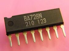 2x ba728n dual operational Amplifier, rohm