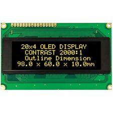 Winstar 20x4 Red OLED Character Display  WEH002004ARPP5N00000 Winstar