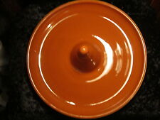 NAPASTYLE POTTERY  MADE IN PORTUGAL  SOMBRERO  SHAPED NICE GLAZE