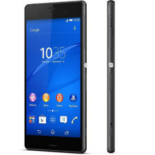 Sony Xperia Z3 32GB D6616 Unlocked Android Mobile Phone 20.7MP Schwarz,Weiß,Gold