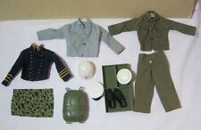 Vtg. GI Joe Military Toy Clothes Misc G.I Joe & Other make Accessories  T*