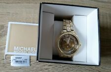 Michael Kors Gold Ladies watch MK6627 BRAND NEW RRP £489