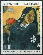 French Polynesian Used Stamps