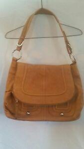 Kate Landry Handbag- beige- medium size- gently used