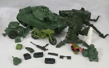 1982 Vintage G.I. Joe Battle Tank MOBAT Parts Lazer Rocket Cannon