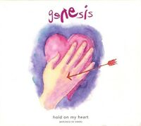 Genesis ‎Maxi CD Hold On My Heart - England (M/EX)