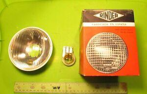 Montesa Cota NOS Rinder Head light Lamp p/n 96.02 96.03 9602 9603 # 1