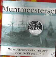 NEDERLAND    MUNTMEESTERSET     2005    ( exclusief )