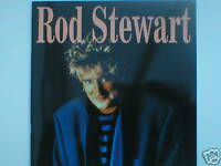 ROD STEWART world tour 1995 tour programme 24 pages