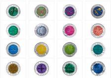 Österreich 25 Euro ( Handgehoben ) Silber Niobium Serie - freie Auswahl
