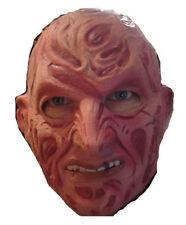 Adults Men;s Freddy Krueger Overhead Mask Costume One Size Nightmare Elm Street