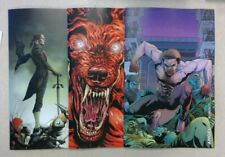 Angel #5 Hellmouth 1:40 Lee 1:20 Nixey Blood Sliney Variant Lot Boom Joss Whedon